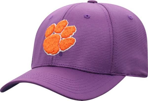 Top of the World Men's Clemson Tigers Regalia Progo 1Fit Flex Hat product image