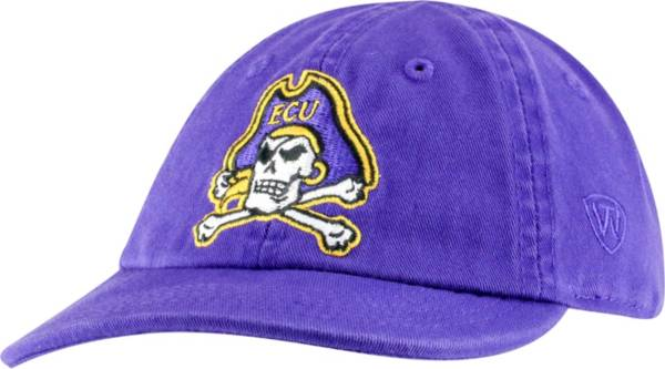 Top of the World Infant East Carolina Pirates Purple MiniMe Stretch Closure Hat product image