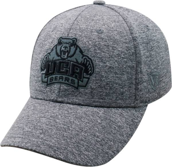 Top of the World Men's Central Arkansas Bears  Grey Steam 1Fit Flex Hat product image