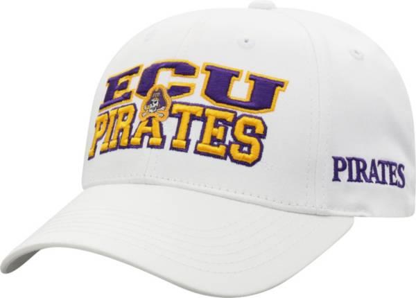 Top of the World Men's East Carolina Pirates Purple Teamwork Adjustable Hat product image