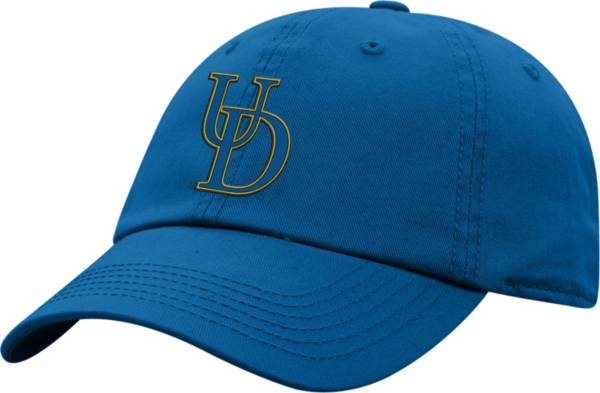 Top of the World Men's Delaware Fightin' Blue Hens Blue Crew Washed Cotton Adjustable Hat product image