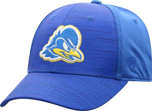 Top of the World Men's Delaware Fightin' Blue Hens Blue Intrude 1Fit Flex Hat product image