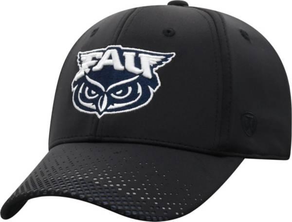 Top of the World Men's Florida Atlantic Owls Lumens 1Fit Flex Black Hat product image