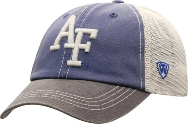 Top of the World Men's Air Force Falcons Blue/White Off Road Adjustable Hat product image