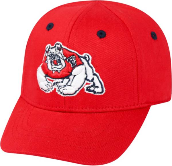 Top of the World Infant Fresno State Bulldogs Cardinal The Cub Fitted Hat product image