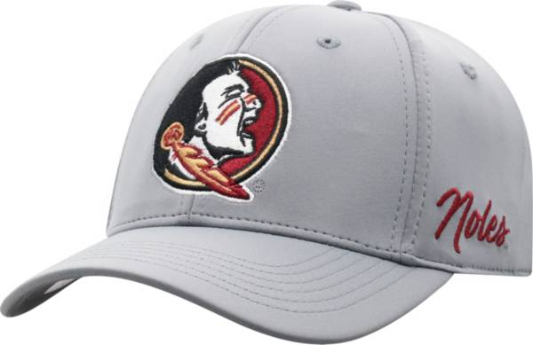Top of the World Men's Florida State Seminoles Grey Phenom 1Fit Flex Hat product image
