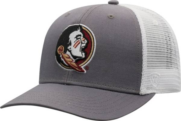 Top of the World Men's Florida State Seminoles Garnet/White BB Two-Tone Adjustable Hat product image