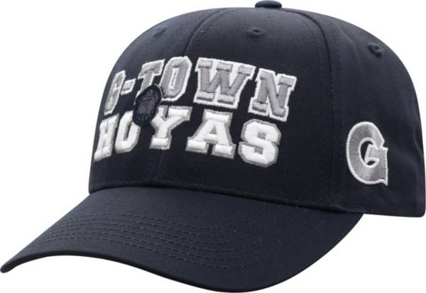 Top of the World Men's Georgetown Hoyas Blue Teamwork Adjustable Hat product image
