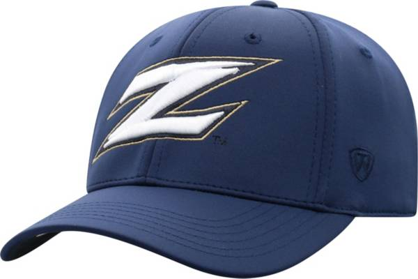 Top of the World Men's Akron Zips Navy Phenom 1Fit Flex Hat product image