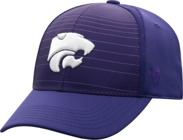 Top of the World Men's Kansas State Wildcats Purple McGavin 1Fit Flex Hat product image