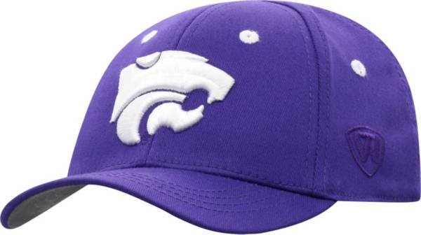 Top of the World Infant Kansas State Wildcats Purple The Cub Fitted Hat product image