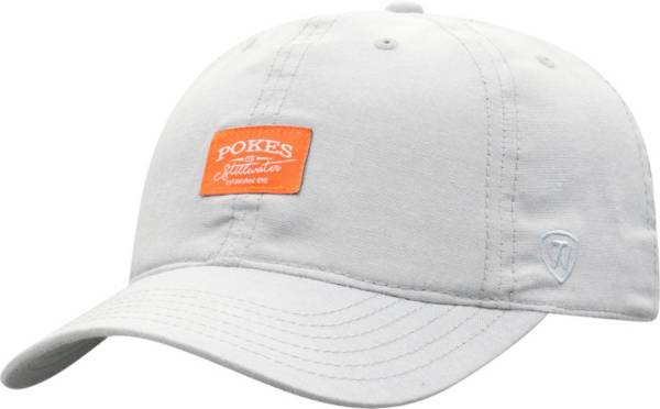 Top of the World Men's Oklahoma State Cowboys Grey Ante Adjustable Hat product image