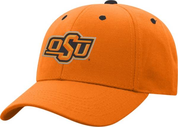 Top of the World Men's Oklahoma State Cowboys Orange Triple Conference Adjustable Hat product image