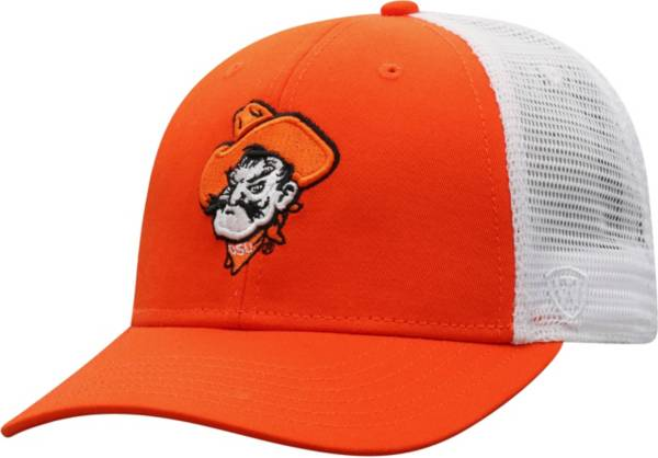 Top of the World Men's Oklahoma State Cowboys Orange/White BB Two-Tone Adjustable Hat product image