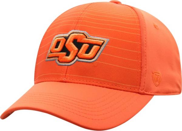 Top of the World Men's Oklahoma State Cowboys Orange McGavin 1Fit Flex Hat product image