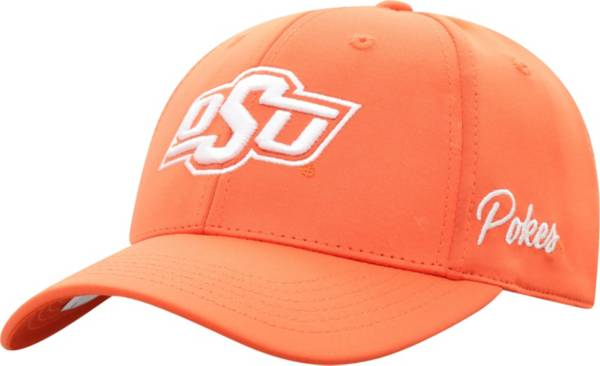 Top of the World Men's Oklahoma State Cowboys Orange Phenom 1Fit Flex Hat product image
