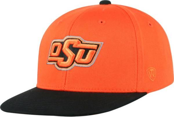 Top of the World Youth Oklahoma State Cowboys Orange Maverick Adjustable Hat product image