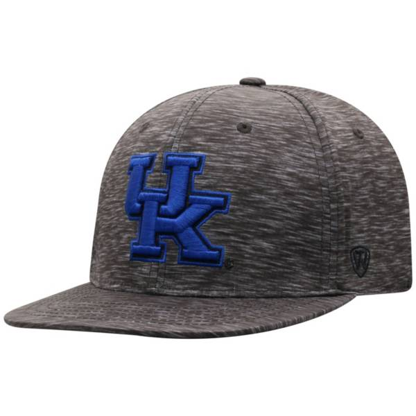 Top of the World Men's Kentucky Wildcats Gritty 1Fit Flex Black Hat product image