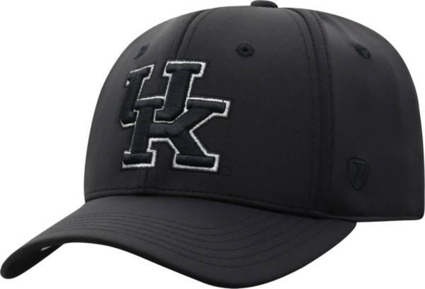 Top of the World Men's Kentucky Wildcats Phenom 10 1Fit Flex Black Hat product image