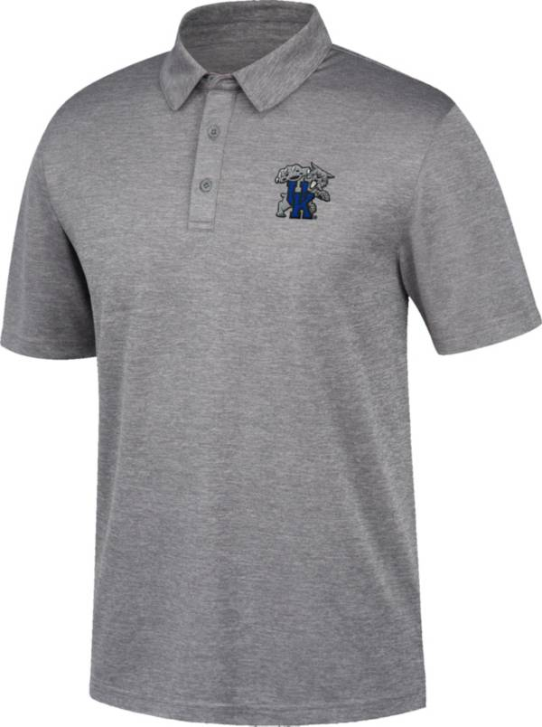 Top of the World Men's Kentucky Wildcats Grey Polo product image