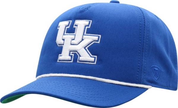 Top of the World Men's Kentucky Wildcats Blue Dally Adjustable Hat product image