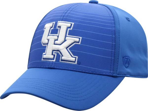 Top of the World Men's Kentucky Wildcats Blue McGavin 1Fit Flex Hat product image