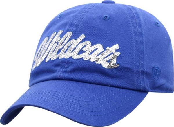 Top of the World Women's Kentucky Wildcats Blue Sequin Adjustable Hat product image