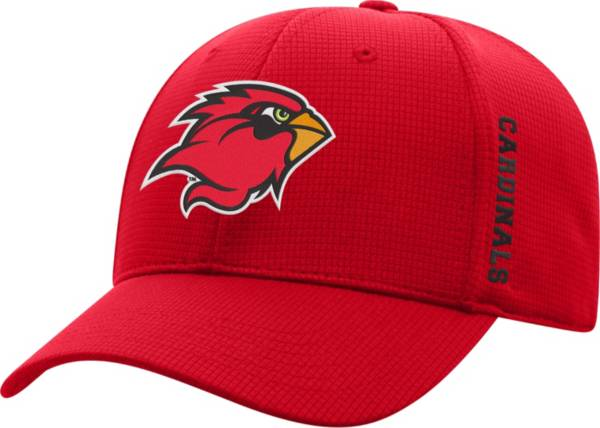 Top of the World Men's Lamar Cardinals Red Booster Plus 1Fit Flex Hat product image
