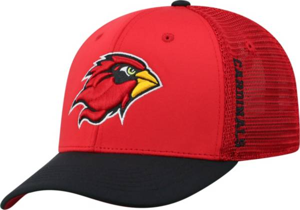 Top of the World Men's Lamar Cardinals Red Chatter 1Fit Fitted Hat product image