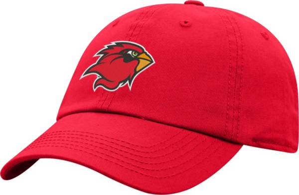 Top of the World Men's Lamar Cardinals Red Crew Washed Cotton Adjustable Hat product image