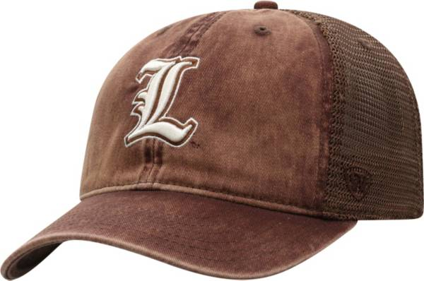 Top of the World Men's Louisville Cardinals Brown Chips Two-Tone Adjustable Hat product image