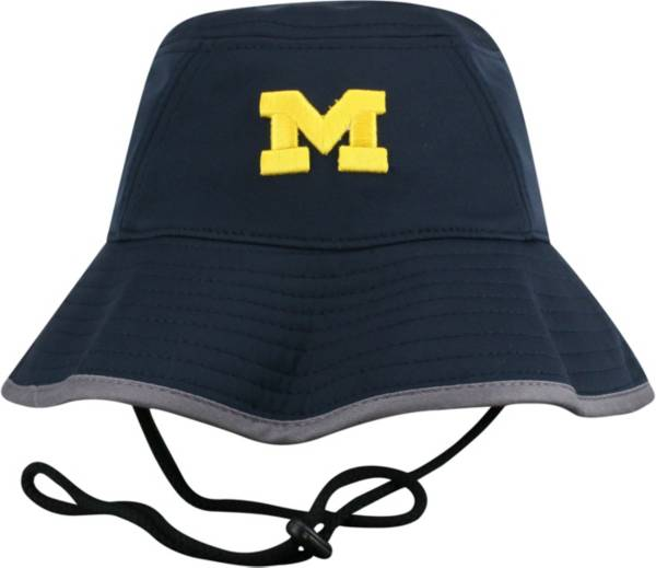 Top of the World Men's Michigan Wolverines Blue Bucket Hat product image