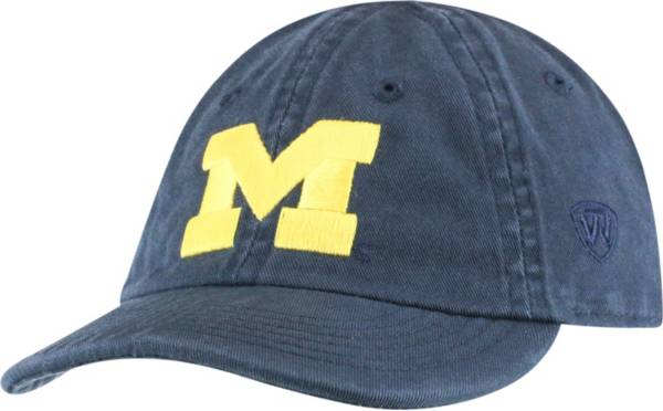 Top of the World Infant Michigan Wolverines Blue MiniMe Stretch Closure Hat product image