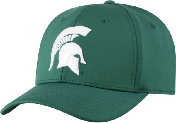 Top of the World Men's Michigan State Spartans Green Phenom 1 1Fit Flex Hat product image