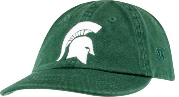 Top of the World Infant Michigan State Spartans Green MiniMe Stretch Closure Hat product image
