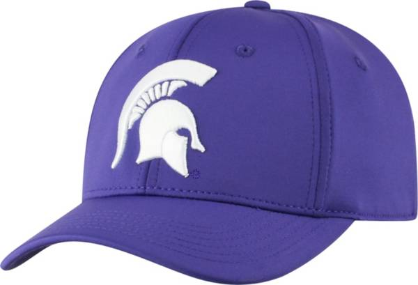 Top of the World Men's Michigan State Spartans Purple Phenom 1 1Fit Flex Hat product image