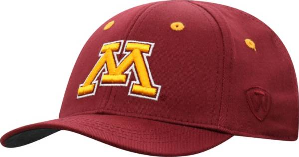 Top of the World Infant Minnesota Golden Gophers Maroon The Cub Fitted Hat product image