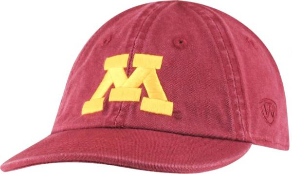 Top of the World Infant Minnesota Golden Gophers Maroon MiniMe Stretch Closure Hat product image