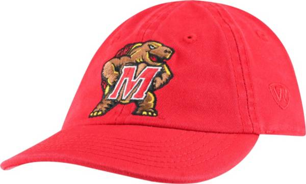 Top of the World Infant Maryland Terrapins Red MiniMe Stretch Closure Hat product image