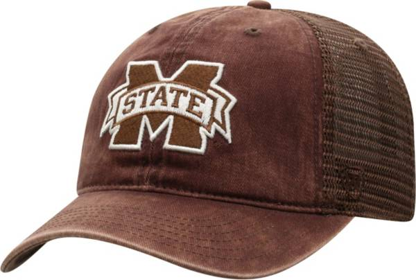 Top of the World Men's Mississippi State Bulldogs Brown Chips Two-Tone Adjustable Hat product image