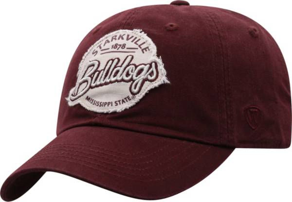 Top of the World Men's Mississippi State Bulldogs Maroon Scene Adjustable Hat product image