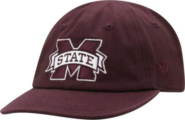 Top of the World Infant Mississippi State Bulldogs Maroon MiniMe Stretch Closure Hat product image
