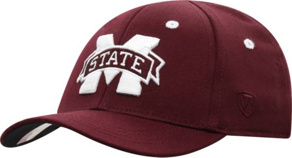 Top of the World Infant Mississippi State Bulldogs Maroon The Cub Fitted Hat product image