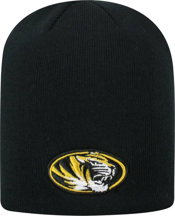 Top of the World Men's Missouri Tigers Classic Knit Black Beanie product image