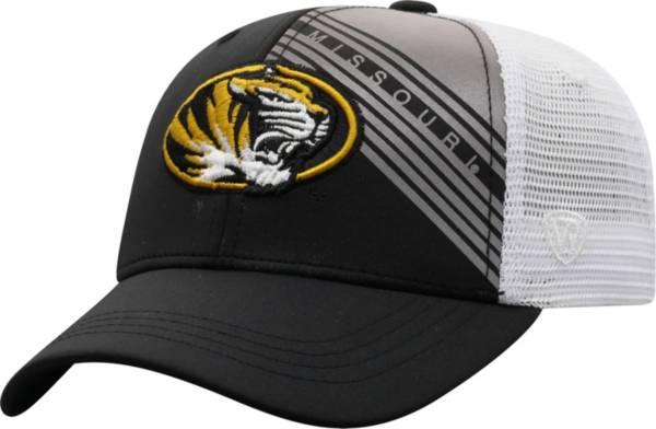 Top of the World Men's Missouri Tigers Timeline Adjustable Black Hat product image