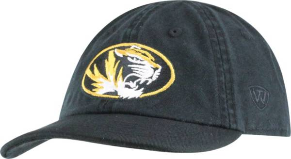 Top of the World Infant Missouri Tigers MiniMe Stretch Closure Black Hat product image