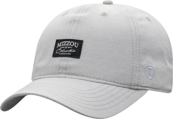Top of the World Men's Missouri Tigers Grey Ante Adjustable Hat product image