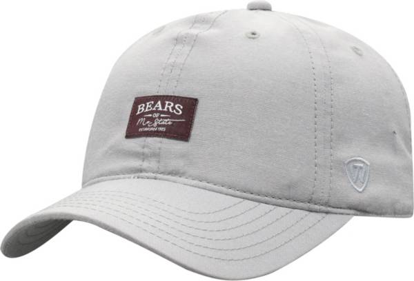 Top of the World Men's Missouri State Bears Grey Ante Adjustable Hat product image