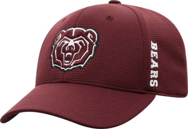 Top of the World Men's Missouri State Bears Maroon Booster Plus 1Fit Flex Hat product image