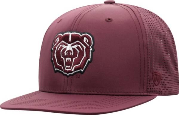 Top of the World Men's Missouri State Bears Maroon Flight Adjustable Hat product image